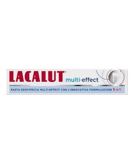 LACALUT DENTRIFRICIO MULTI EFFECT 5 IN 1 - Farmapage.it