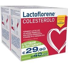 LACTOFLORENE COLESTEROLO BIPACK 40 BUSTINE - pharmaluna