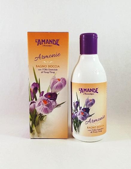 L'AMANDE ARMONIE BAGNO DOCCIA ARMONIE 250 ML - Farmaconvenienza.it