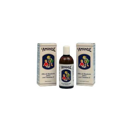 L'amande Olio di Mandorle  Profumato 250 ml - latuafarmaciaonline.it