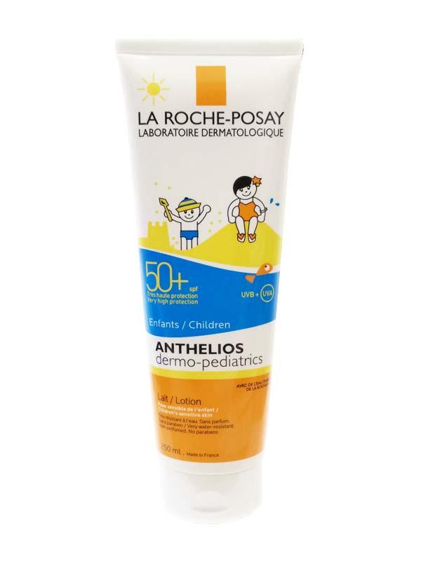 La roche posay Anthelios dermo pediatrics spf 50+ latte bambino 250ml - Zfarmacia