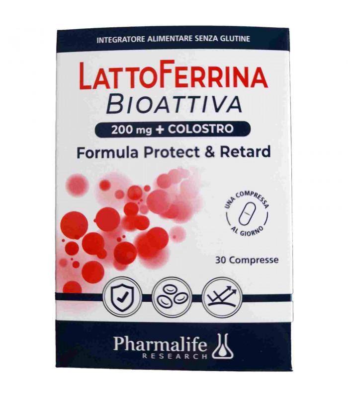 LATTOFERRINA BIOATTIVA 30 COMPRESSE - Farmapage.it