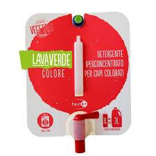 LAVAVERDE COLORE 1L - Parafarmacia la Fattoria della Salute S.n.c. di Delfini Dott.ssa Giulia e Marra Dott.ssa Michela