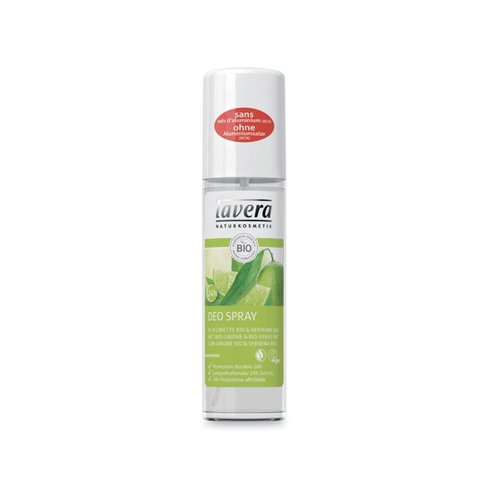 Lavera Deodorantre Spray Verbena e Limone 75ml - Iltuobenessereonline.it