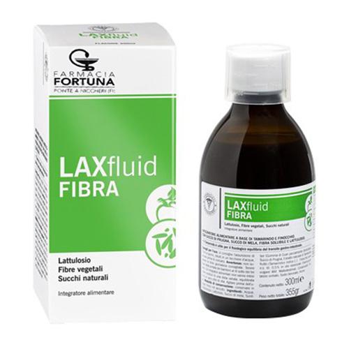 TuaFarmaonLine Linea LAXfluid Fibra Regolarità Intestinale Sciroppo 300 ml