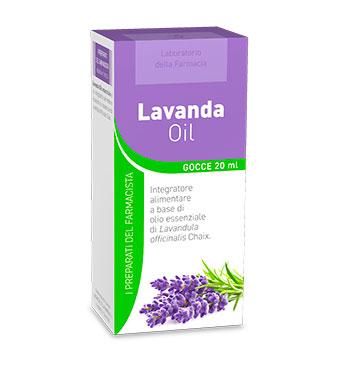 LDF LAVANDA OLIO ESSENZIALE 20 ML - Farmaciasconti.it