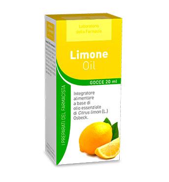 LDF LIMONE OLIO ESSENZIALE 20 ML - Farmaciasconti.it