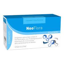 LDF NEOFLORA 10 FLACONCINI - Farmastop