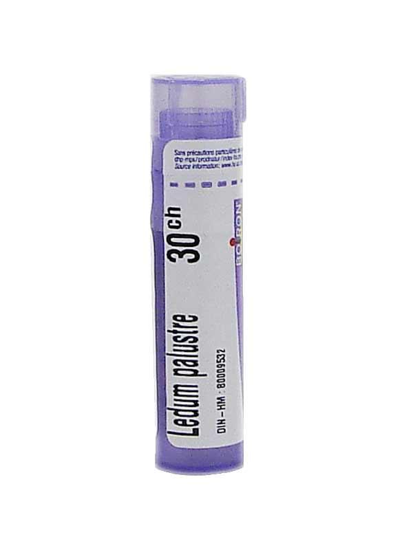 Ledum Palustre 30 ch Globuli - Farmalilla