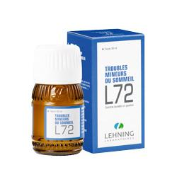 LEHNING L72 GOCCE 30 ML - Farmafirst.it