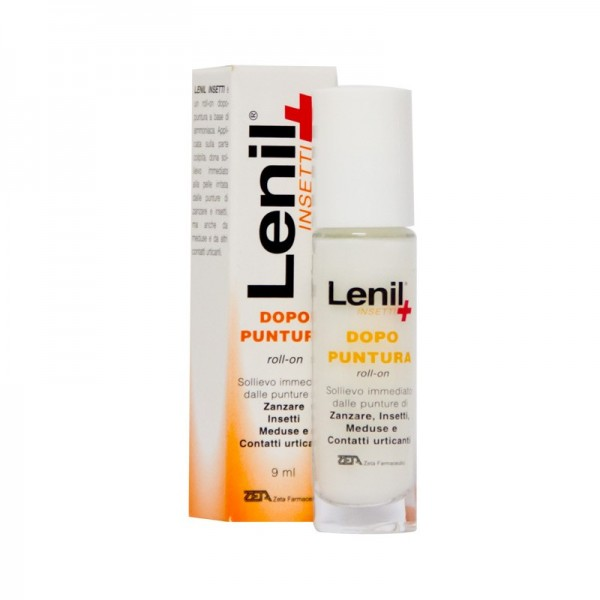 LENIL DOPOPUNTURA ROLL-ON - Zfarmacia