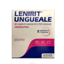 LENIRIT UNGUEALE*2,5ML 5% SMAL - Farmajoy