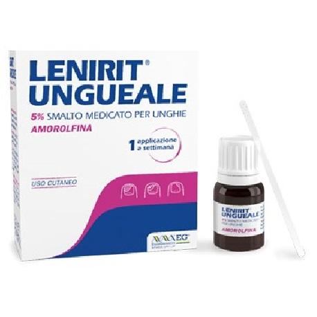 LENIRIT UNGUEALE*2,5ML 5% SMAL - Farmacia Castel del Monte