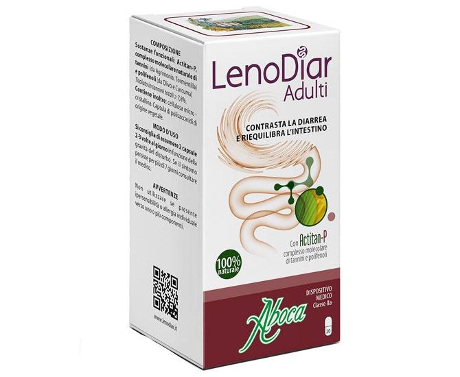 ABOCA LENODIAR ADULTI 20 CAPSULE - Farmacielo
