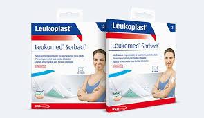 Leukomed Sorbact Medicazione 8 x 10cm 5 Pezzi - Arcafarma.it