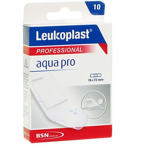 Leukoplast Aqua Pro 19 x 72mm 10 Pezzi - Arcafarma.it
