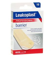 LEUKOPLAST BARRIER 10 PEZZI - Iltuobenessereonline.it