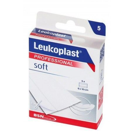 LEUKOPLAST SOFT 1MX8 CM - Iltuobenessereonline.it