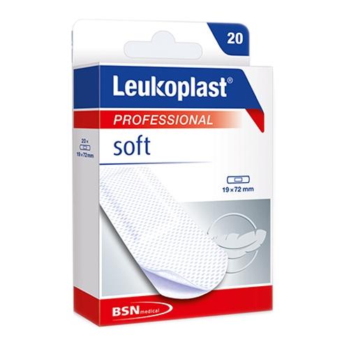 LEUKOPLAST SOFT 72X19 20 PEZZI - Iltuobenessereonline.it