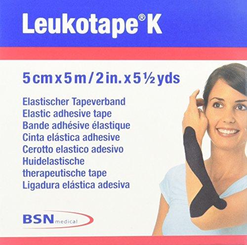LEUKOTAPE K B 5X500 CM CEROTTO ADESIVO - Iltuobenessereonline.it