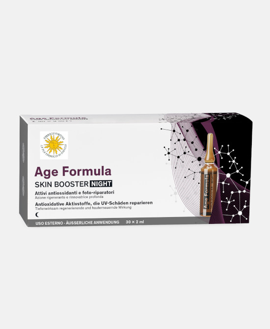 AF SKIN BOOSTER NIGHT 30 AMPOLLE 2 ML