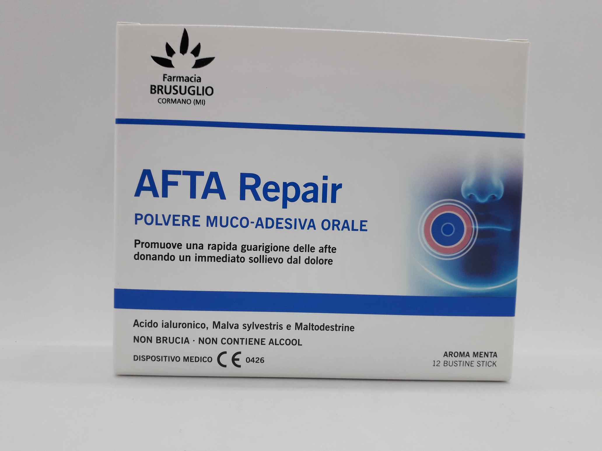 LFP AFTAREPAIR 12 BUSTE - Farmaciaempatica.it