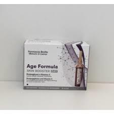 LFP AGE FORMULA COLLAGENE E ACIDO IALURONICO 20 FLACONCINI X 12 ML -  Farmacia Santa Chiara