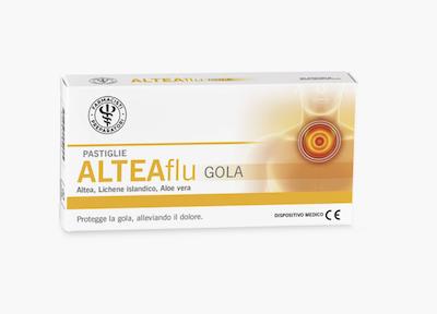 LFP ALTEAflu Gola 20 Compresse - Arcafarma.it