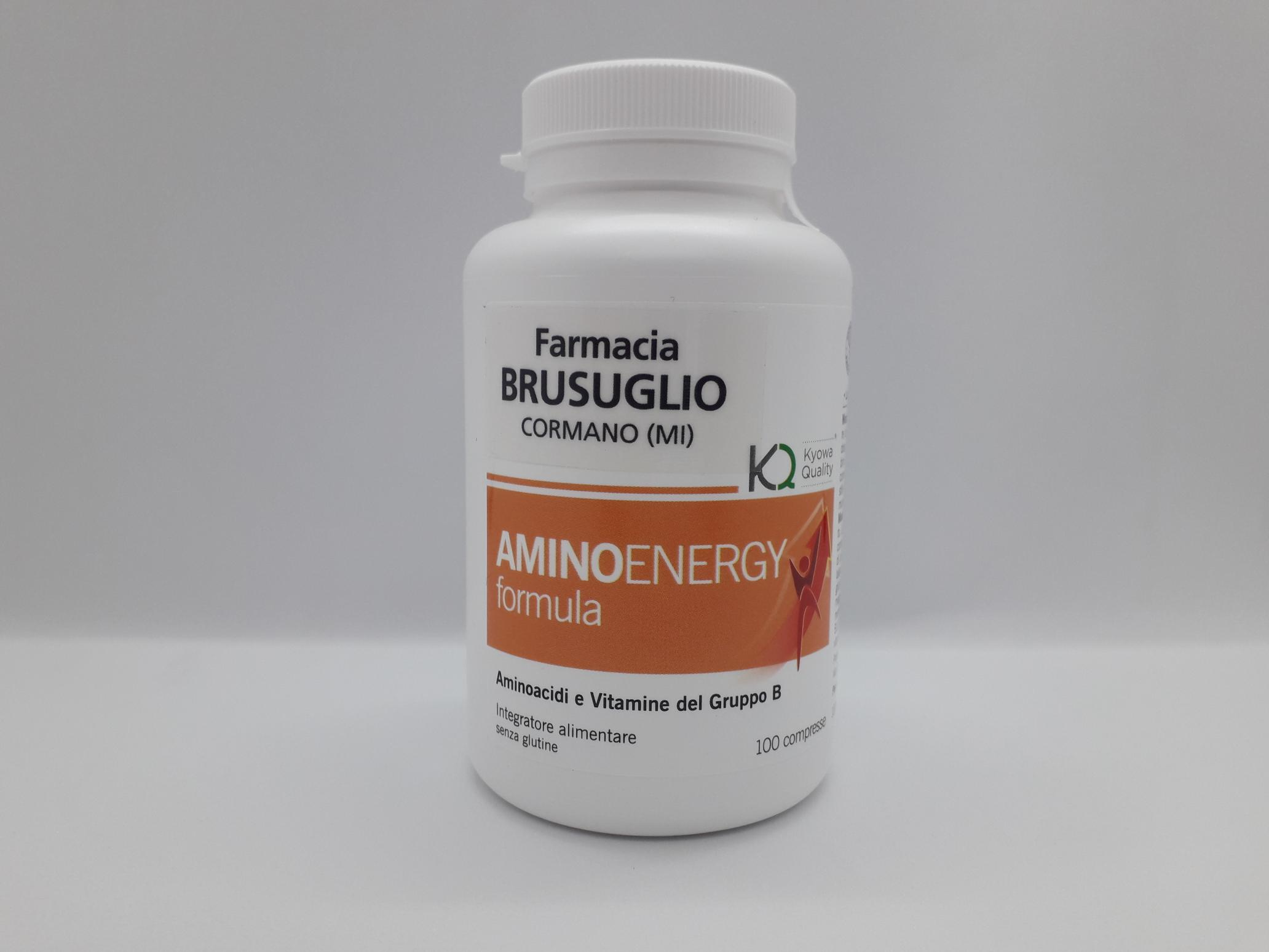 LFP AMINOENERGY 100 G - Farmaciaempatica.it