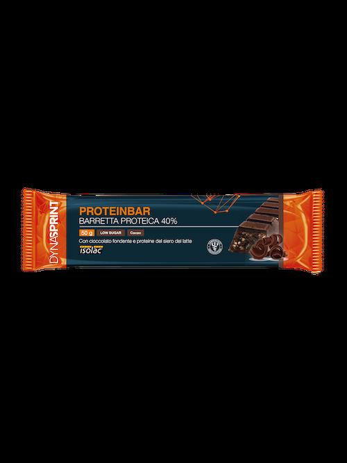 LFP Barretta Proteica 40% Cioccolato Fondente 50g - Arcafarma.it