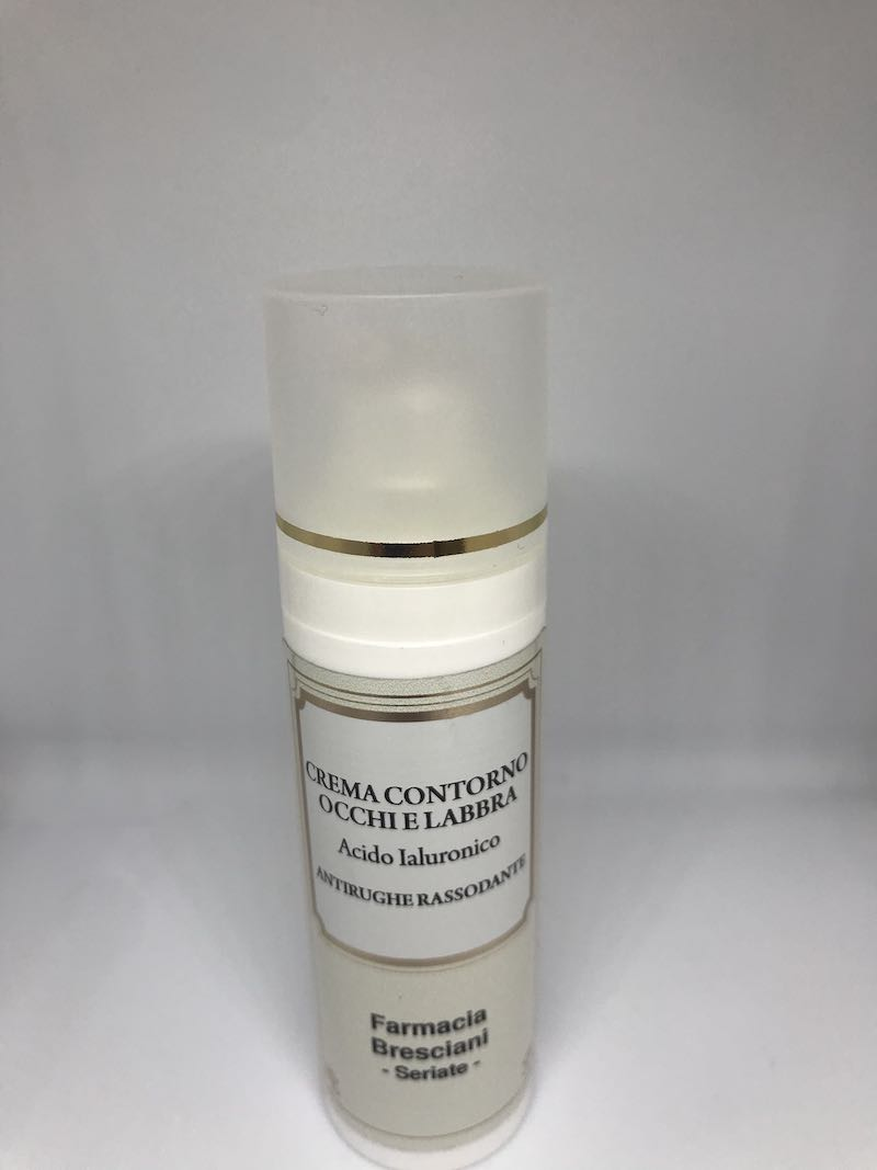 LFP Crema Contorno Occhi e Labbra Acido Ialuronico 30ml