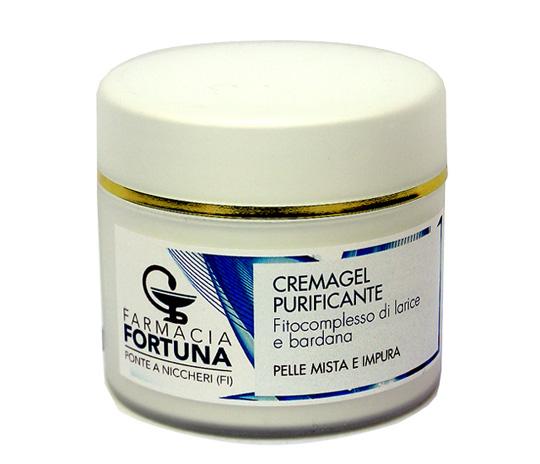 TuaFarmaOnline CremaGel Purificante Viso Per Pelli Miste e Impure 50 ml - La tua farmacia online