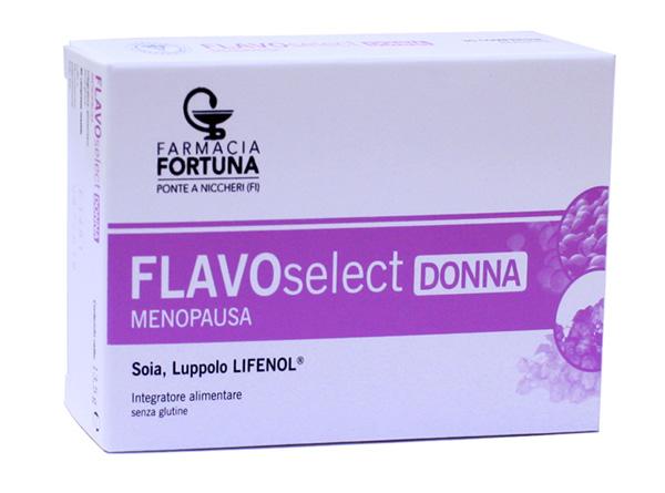 TuaFarmaonLine FLAVOselect Donna Integratore Menopausa 30 Compresse - latuafarmaciaonline.it