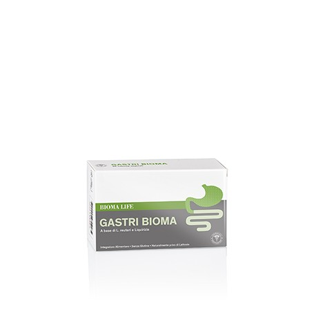 LFP GASTRI BIOMA 30 CAPSULE - DrStebe
