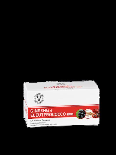 LFP Ginseng e Eleuterococco Plus 10 Flaconcini 10 ml - Arcafarma.it