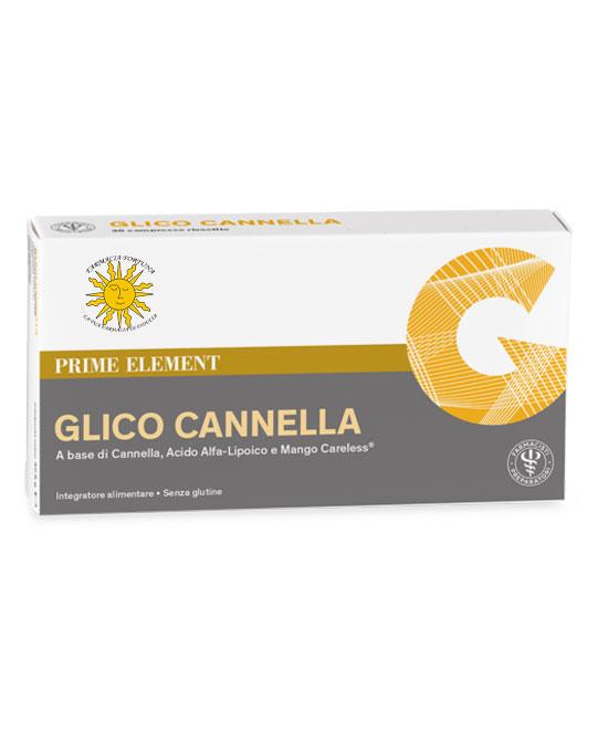 TuaFarmaOnLine Glico Cannella Integratore 30 Compresse - La tua farmacia online