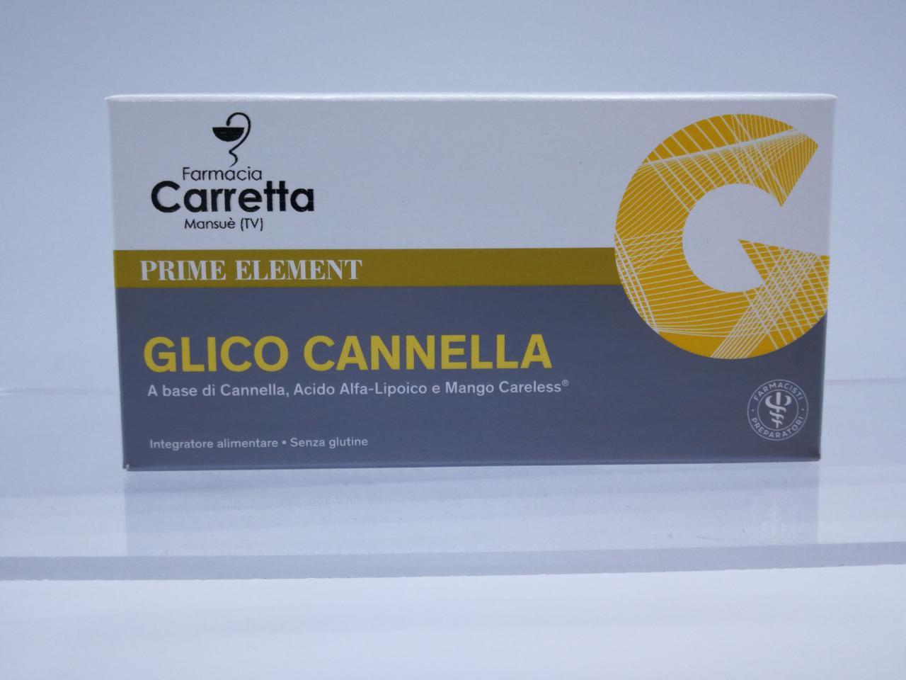 LFP GLICO CANNELLA 30 COMPRESSE - Farmalandia