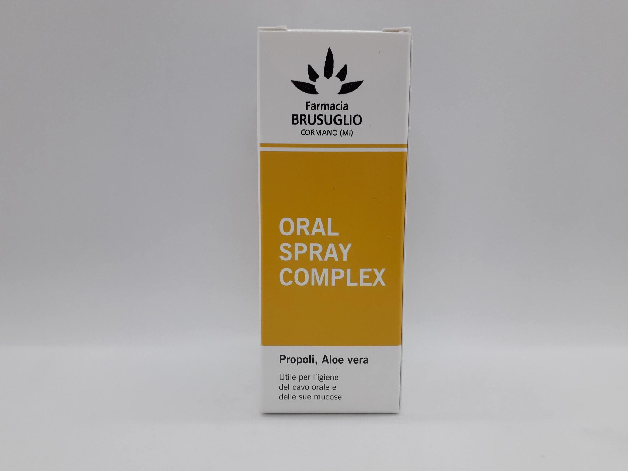 LFP ORALSPRAY COMPLEX 30ML - Farmaciaempatica.it