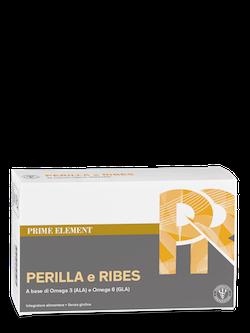 LFP Prime Perilla e Ribes 45 Capsule Vegetali