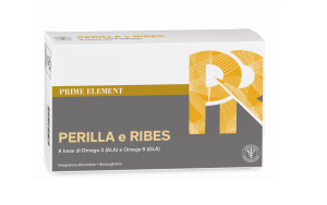 LFP PRIME PERILLA RIBES 45 CAPSULE VEGETALI - DrStebe