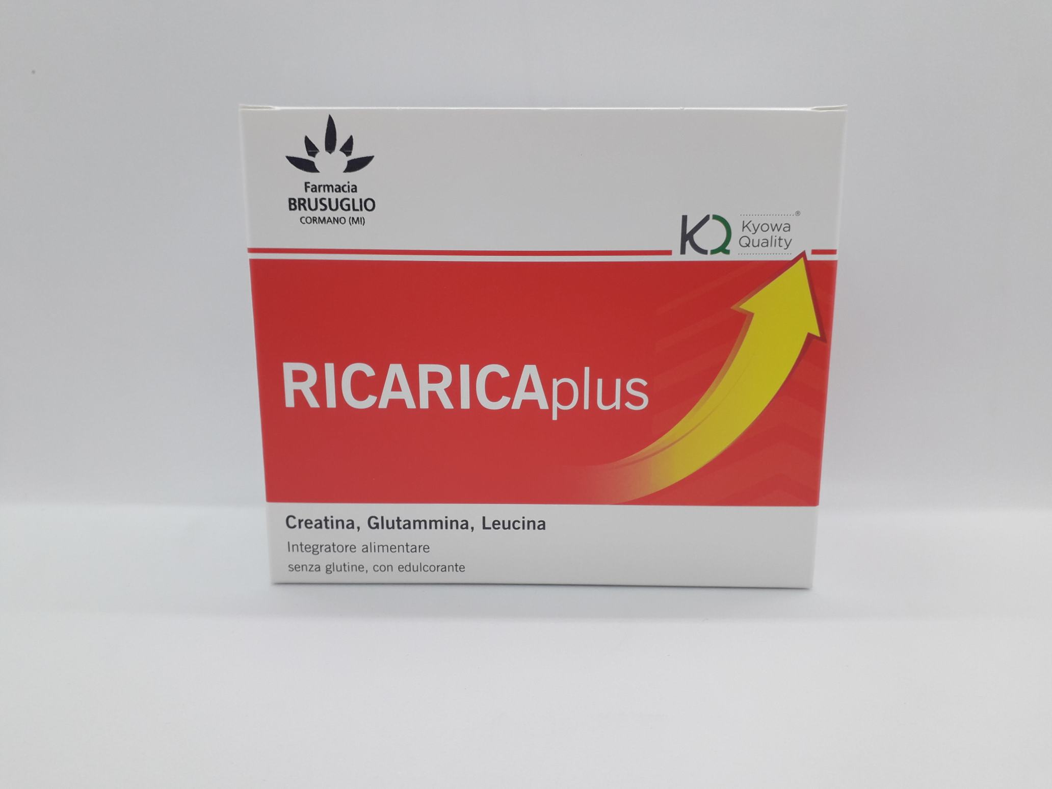 LFP RICARICA PLUS 20 BUSTE - Farmaciaempatica.it