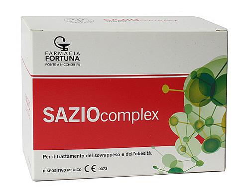 TuaFarmaOnline SazioComplex Integratore Antifame 20 Bustine - latuafarmaciaonline.it