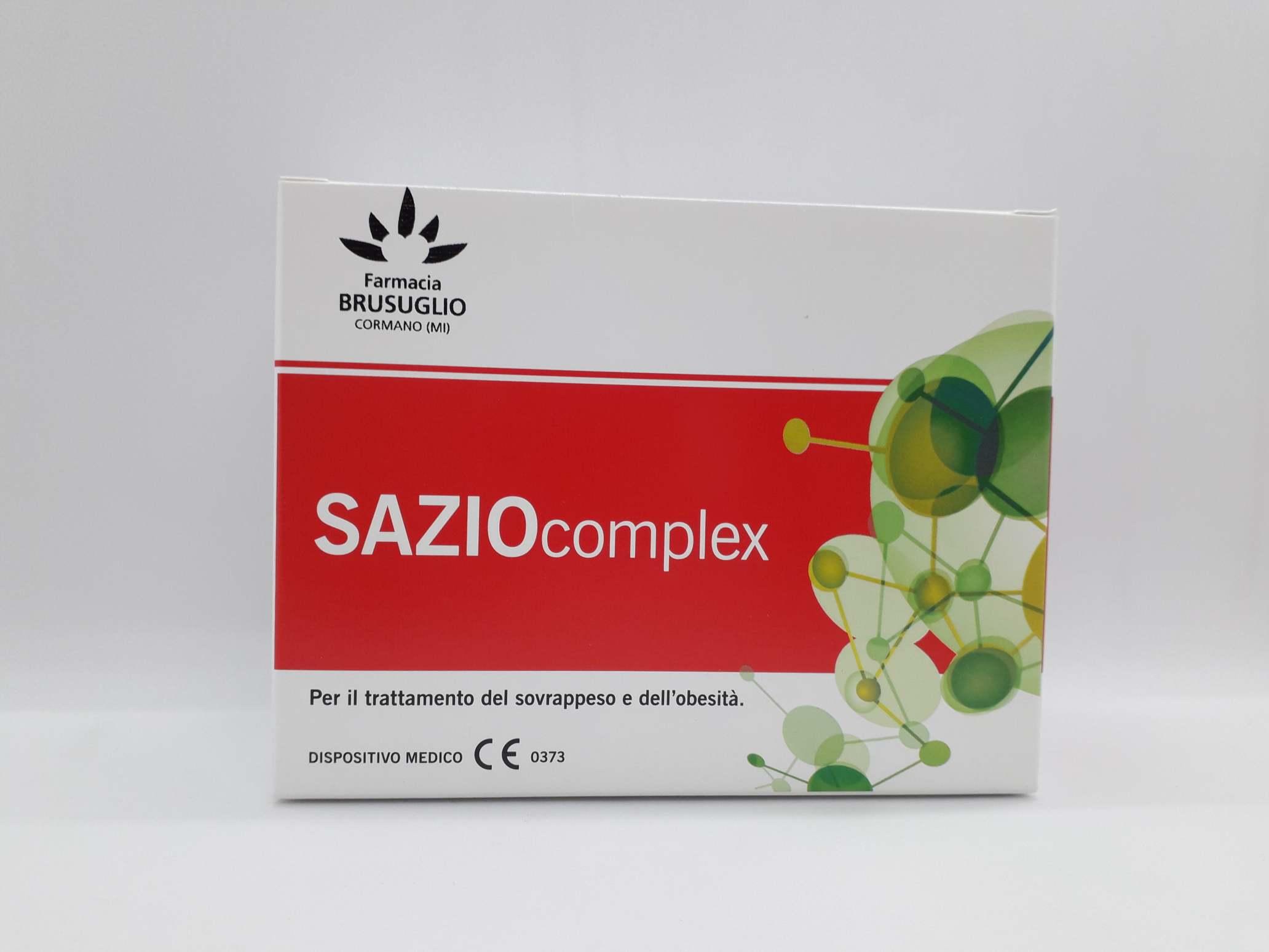 LFP SAZIOCOMPLEX 20 BUSTINE - Farmaciaempatica.it