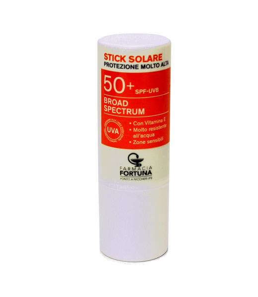 TuaFarmaonLine Stick Solare Protezione Molto Alta SPF 50+ Zone Sensibili 10 ml - La tua farmacia online