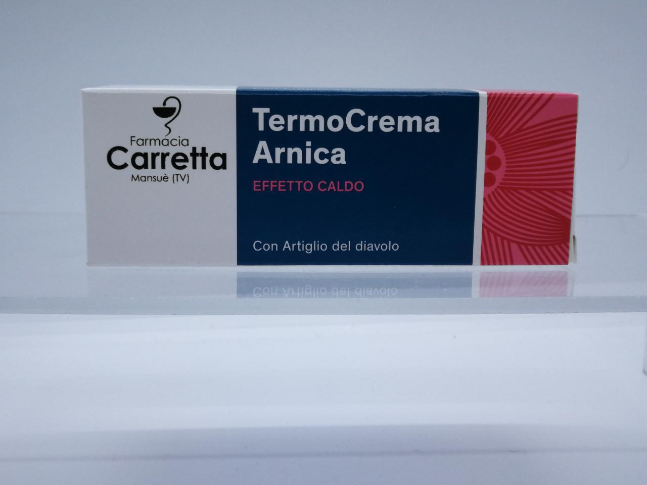 LFP TERMOCREMA ARNICA 50ML - Farmalandia