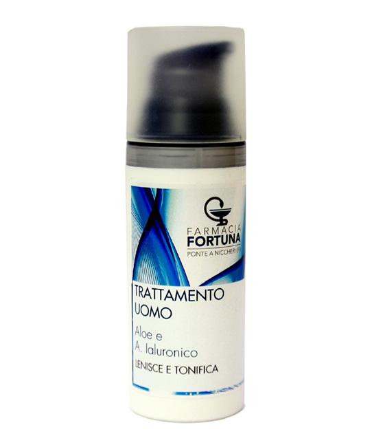 TuaFarmaOnline Trattamento Viso Uomo Antirughe Lenisce e Tonifica 50 ml - latuafarmaciaonline.it