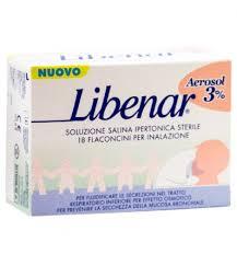 LIBENAR 18 FIALE AEROSOL IPERTONICHE 3% - La tua farmacia online
