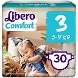LIBERO COMFORT 3 PANNOLINO PER BAMBINO 5-9 KG 30 PEZZI - farmaciafalquigolfoparadiso.it