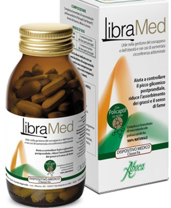 LIBRAMED 84 COMPRESSE - Farmaci.me