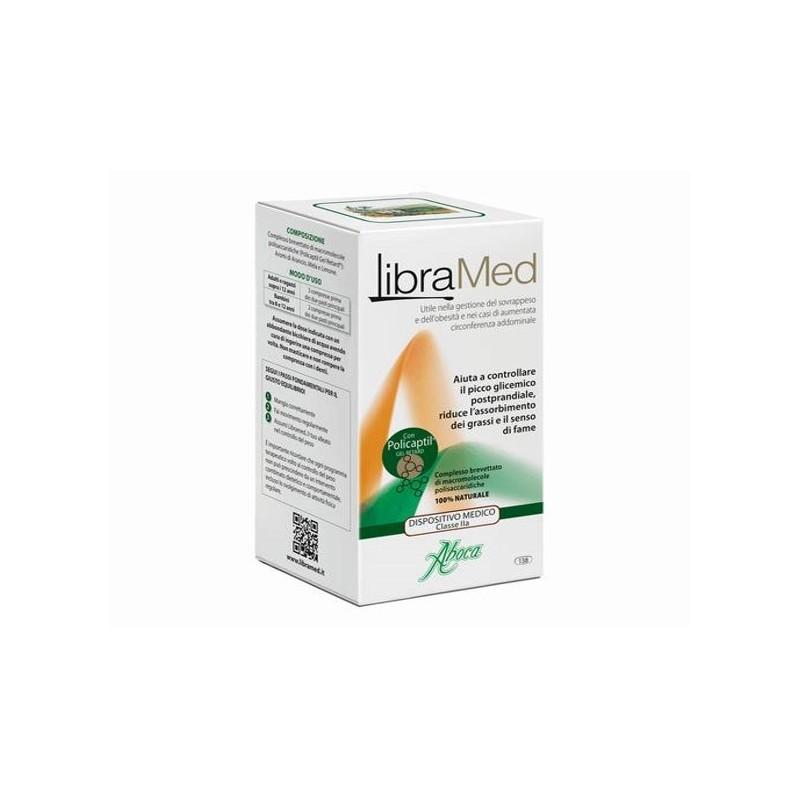 LIBRAMED 84 COMPRESSE - Antica Farmacia Del Lago